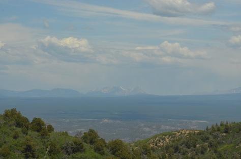 Leaving Mesa Verde