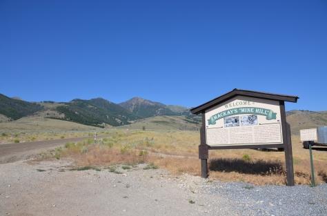 Mackay's Mine Hill